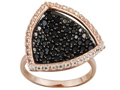 The Rings That Stunned Most Stratify Black Spinel Ring And Dome People Tried Every On But Something About Dimension
