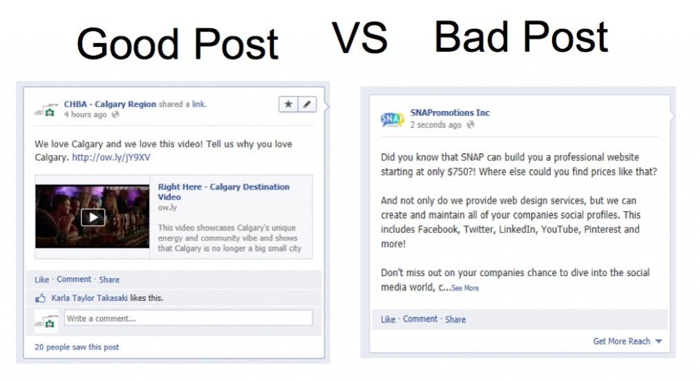 post twitter linkedin facebook