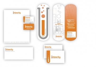 Integrity Laboratories brand board